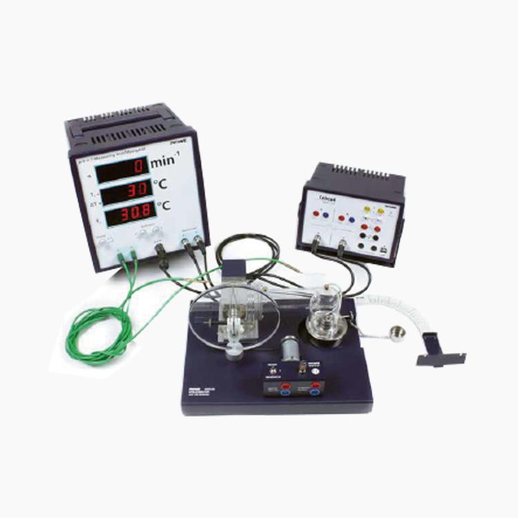 Cobra4 Xpert-Link用于研究斯特林发动机